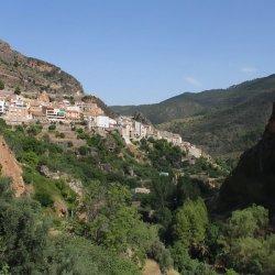 Cerca de Ayna, Albacete