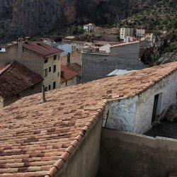 Tejados en Ayna, Albacete