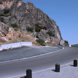 Carreteras en Ayna, Albacete