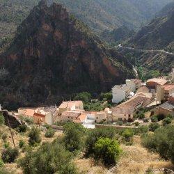 Vista de Ayna, Albacete