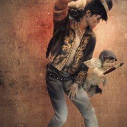 Michael Jackson en las Fallas de Valencia
