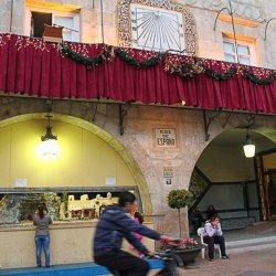 Fiesta de los Reyes Magos en la ciudad de Novelda en Alicante