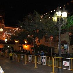Fiestas de los Reyes Magos en la ciudad de Novelda en Alicante
