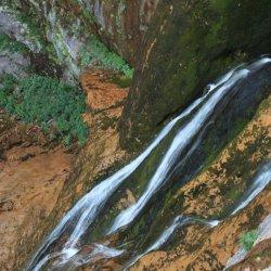 Cuadros de naturaleza en el Nacimiento del Río Mundo
