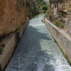 Zonas del Cañón del río Mundo en Albacete