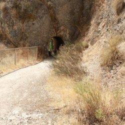 Suciedad en el Cañón del río Mundo en Albacete