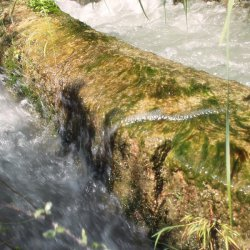 Claridad en el Cañón del río Mundo en Albacete