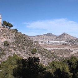 Santuario de Santa María Magdalena en Novelda de Alicante
