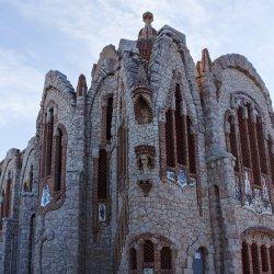 Arquitectónica del Santuario de Santa María Magdalena en Novelda de Alicante