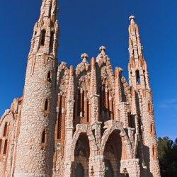 Desproporciones del Santuario de Santa María Magdalena en Novelda