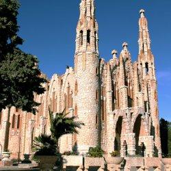 Peculiaridades del Santuario de Santa María Magdalena en Novelda