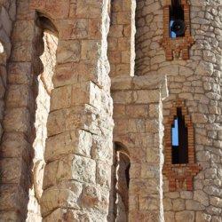 Materiales del Santuario de Santa María Magdalena en Novelda de Alicante