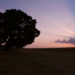 Cielo en la provincia de Albacete