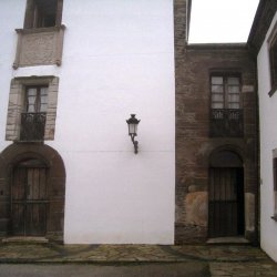 "Fachada del Hotel ""Pazo de Terrafeita"""
