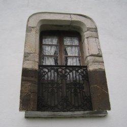 """Otra ventana en el Hotel """"Pazo de Terrafeita"""""""