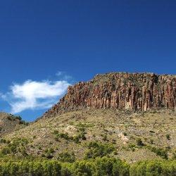 "Rutas ""volcánicas"" cerca de Cancarix de la provincia de Albacete"