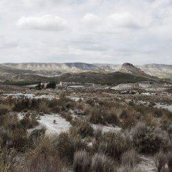 Pueblo Las Minas en la provincia de Albacete