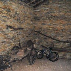 """La bici en el """"Pazo de Terrafeita"""""""