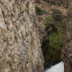 Vistas del Cañón del río Mundo