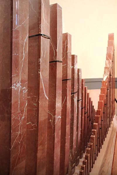 El santuario de santa mar a magdalena en novelda fotos for Concepto de marmol